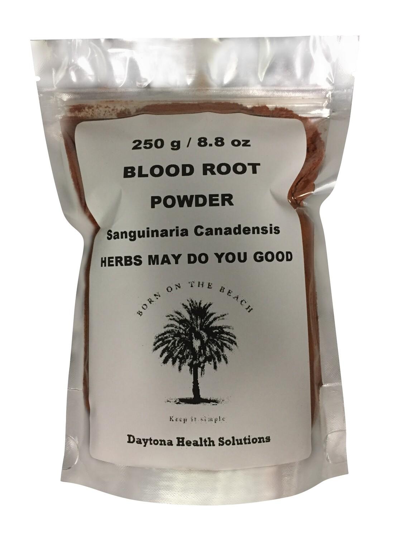 Blood Root Bloodroot Powder 250 g / 8.8 oz