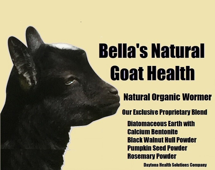 Bella's Natural Health Organic Dewormer 1 Pound / 453.592 Grams