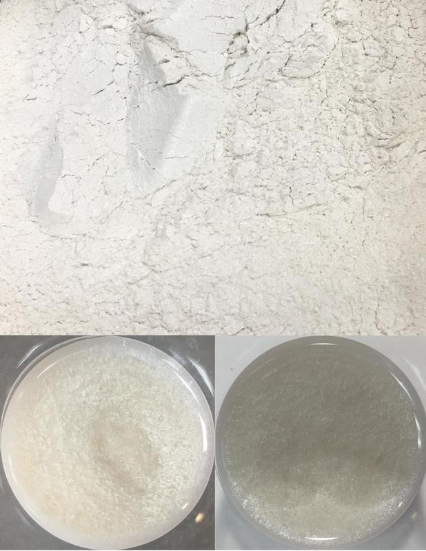 metallic pigments pearl/pigments métalliques perle