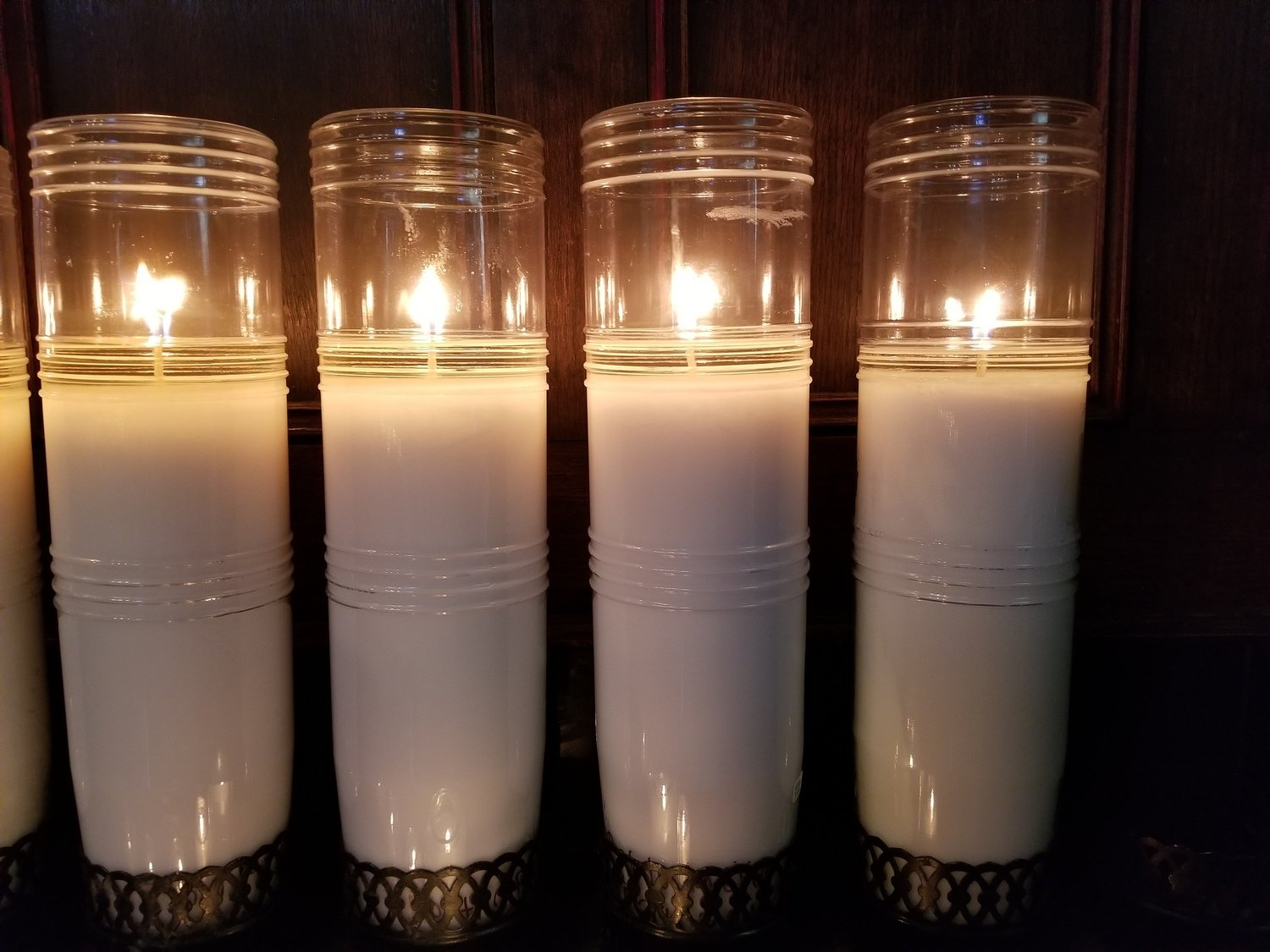Votive Candles - 14 to 15 Day