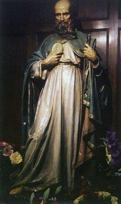 St. Jude Prayer Card (English)