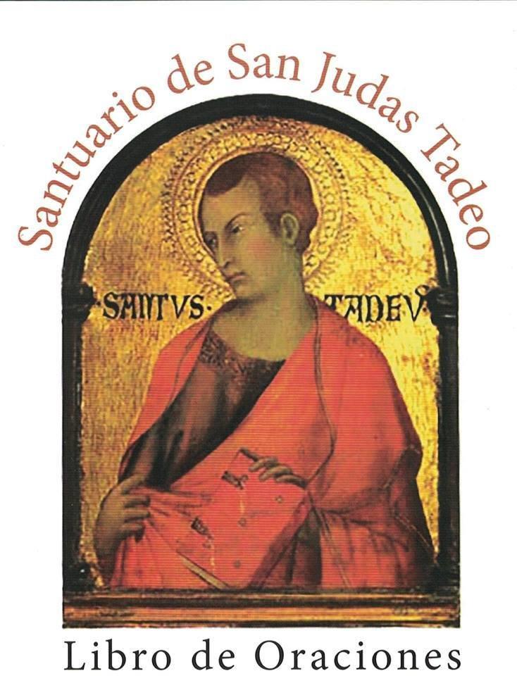 Libro de Oraciones del Santuario Oficial (Español)