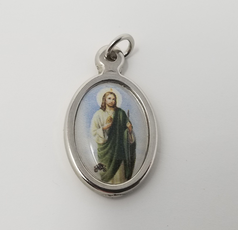 St. Jude Silver Medallion