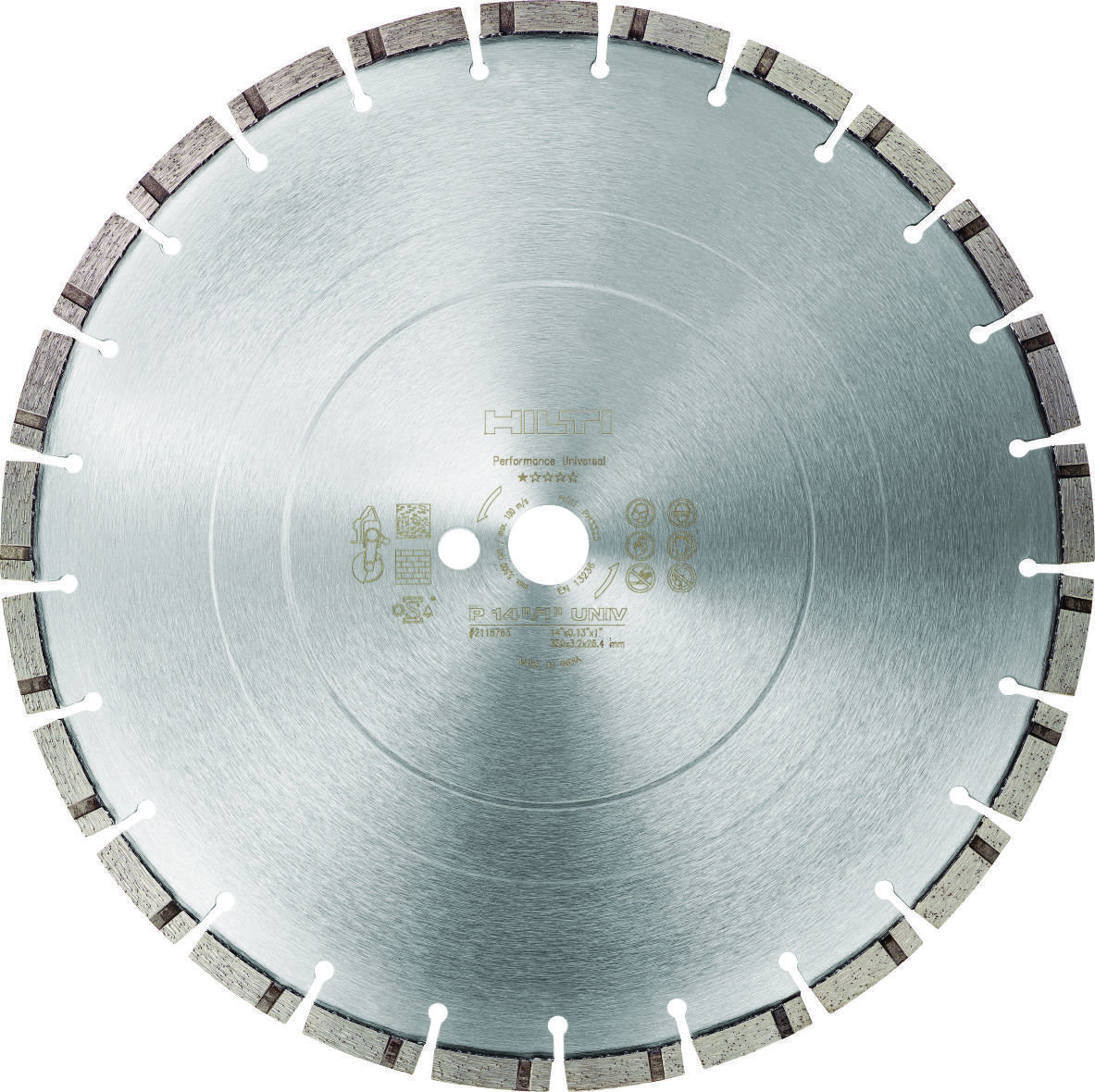 Hilti - Standard Diamond Blade 00002