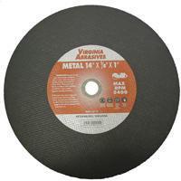 """14"""" Metal Abrasive Blade 1"""" Arbor 00005"""