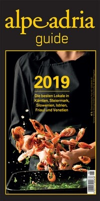 Alpe Adria Guide Printausgabe neu ab Juni 2019