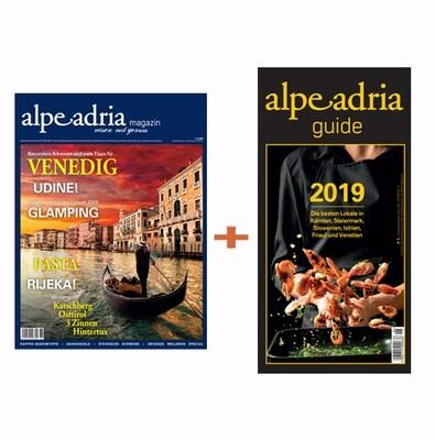 Alpe Adria Magazin Dtl. & Alpe Adria Guide Digital-Jahresabo