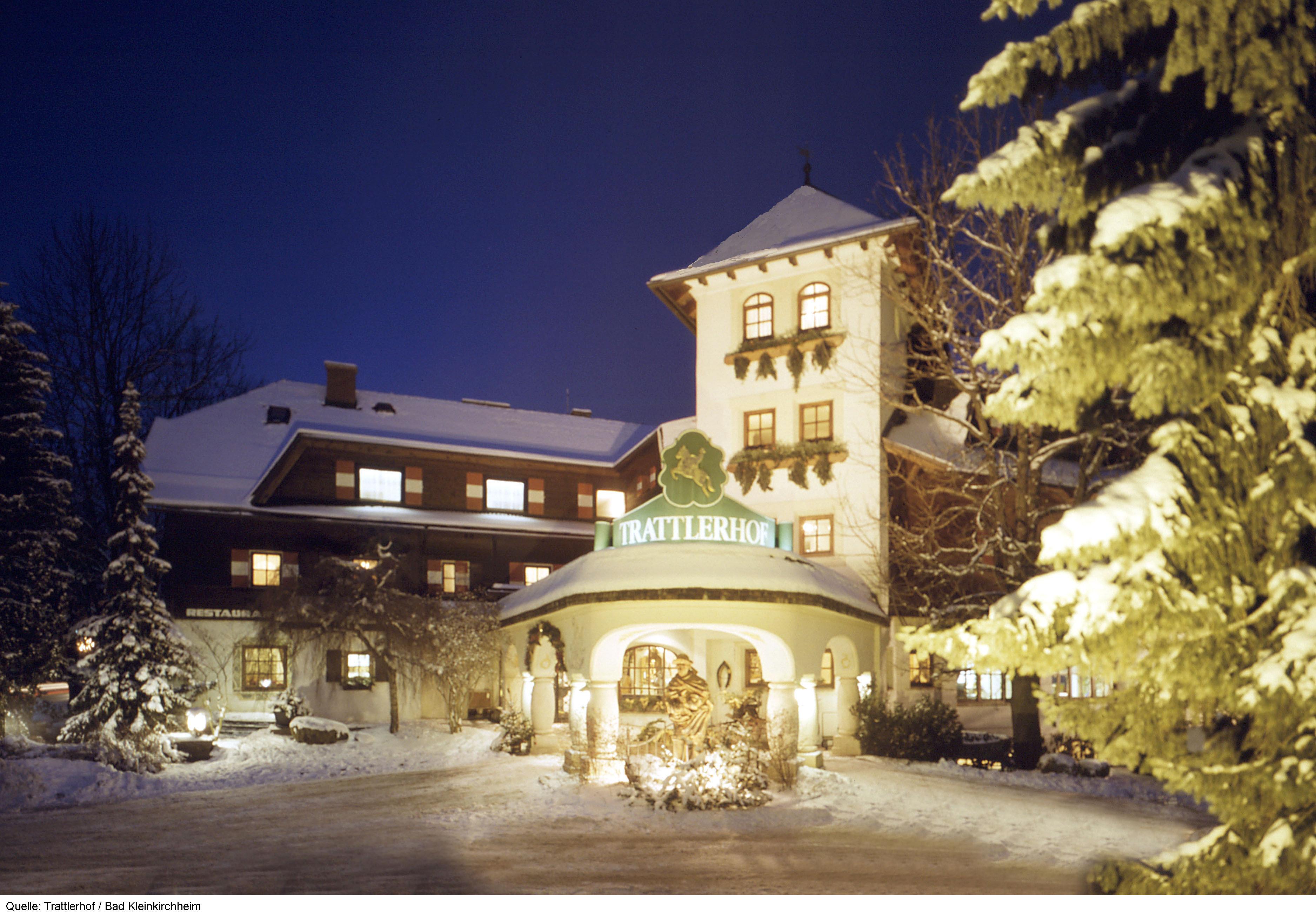 Hotel Trattlerhof****  Bad Kleinkirchheim 00134