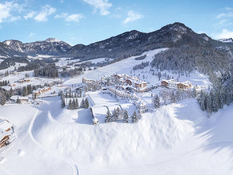 5-Sterne-Wellness- und Sporthotel Lärchenhof Kitzbüheler Alpen