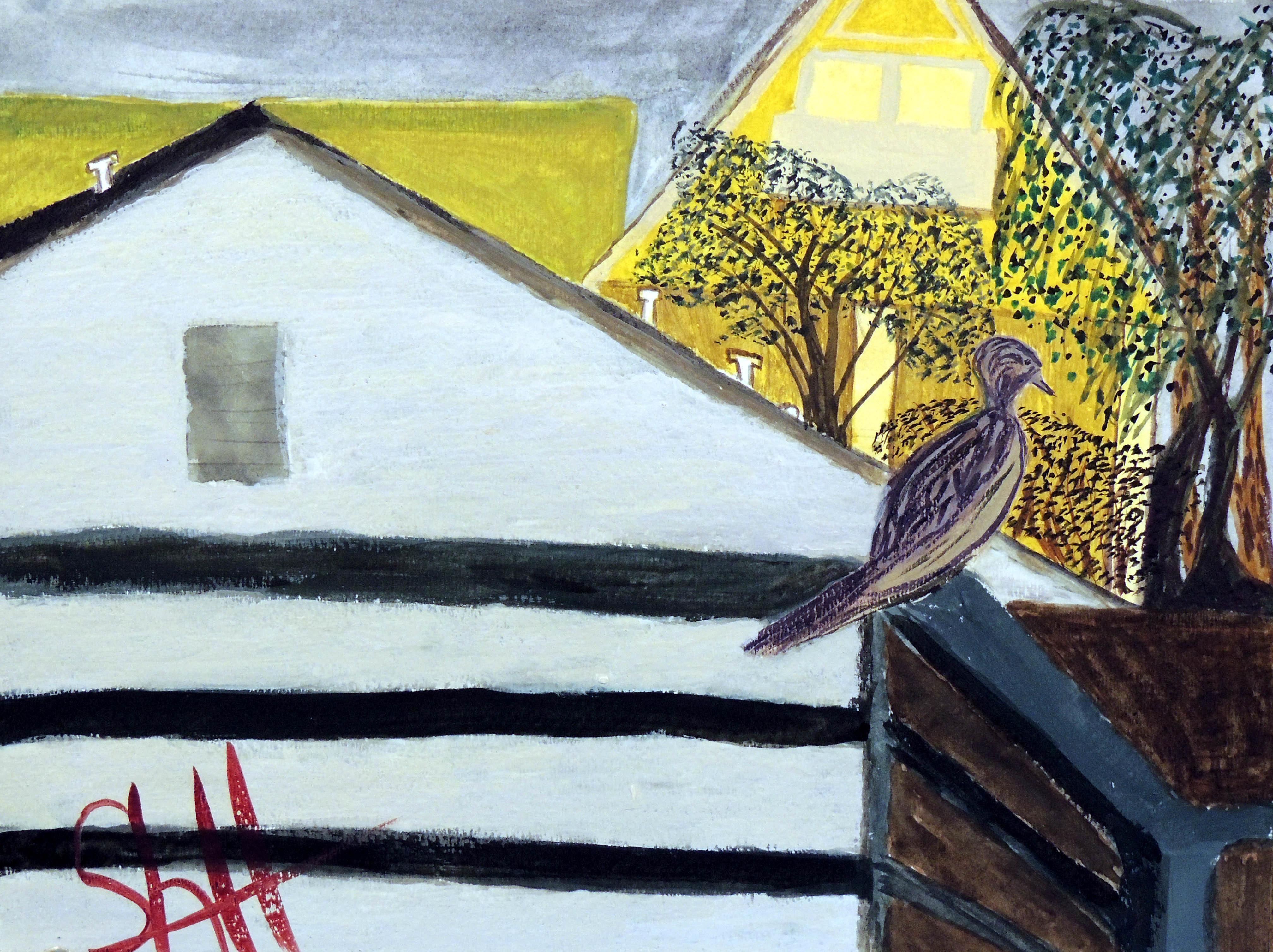 """Art - Higgins, Irene - """"My View"""" 00043"""