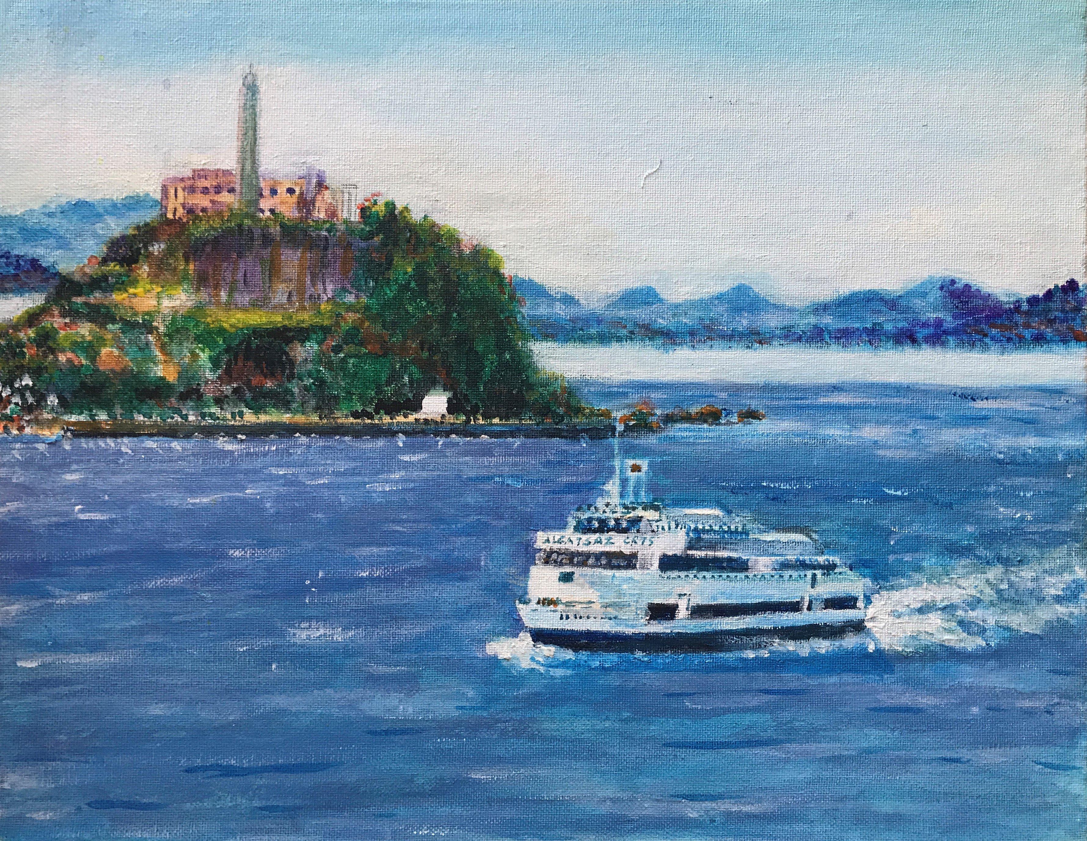 """Art - Guo, Ying Biao - """"Alcatraz"""" 00052"""