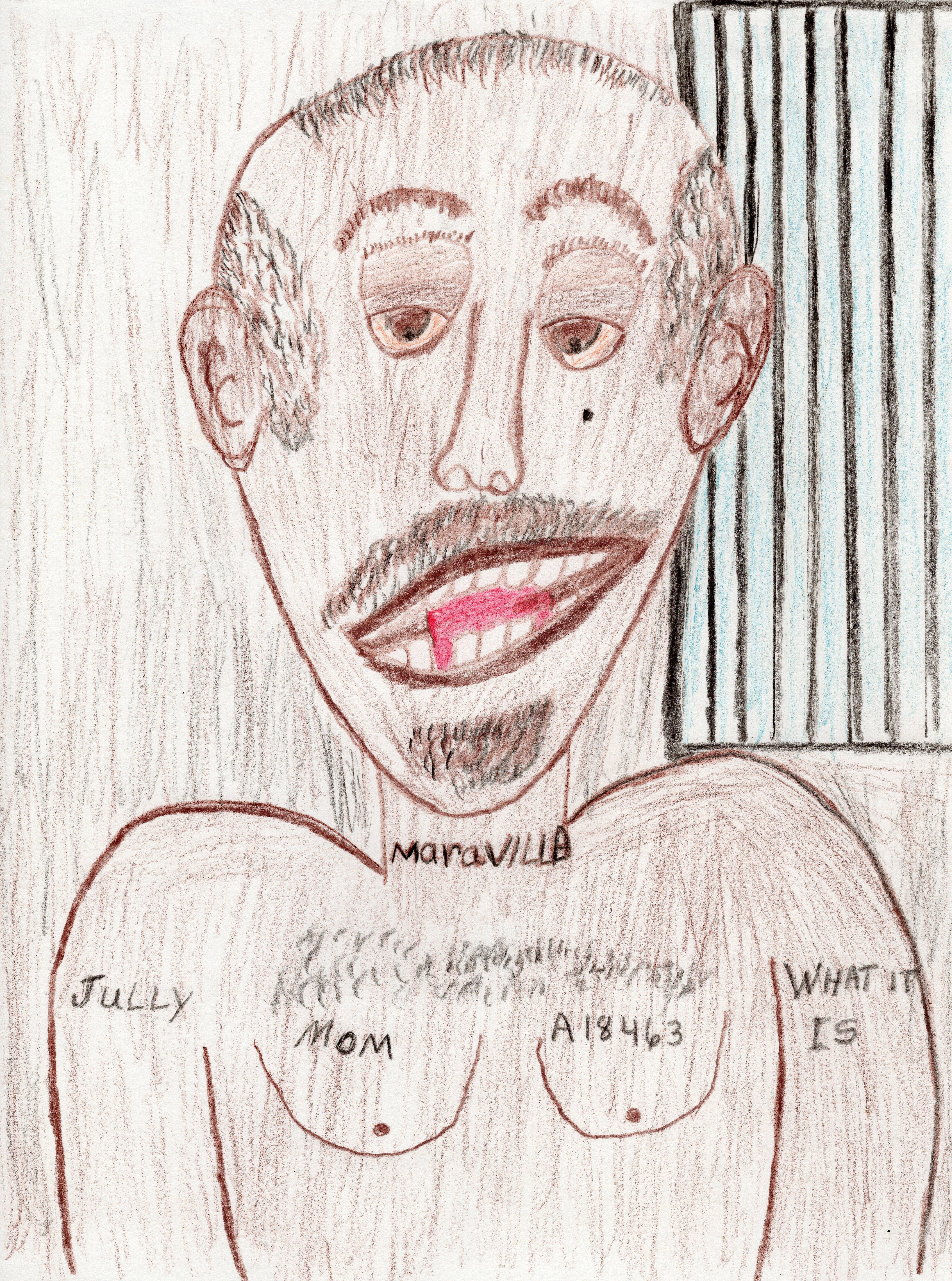 "Art - Ortega, Frank - ""I Didn't Do It"" 00071"