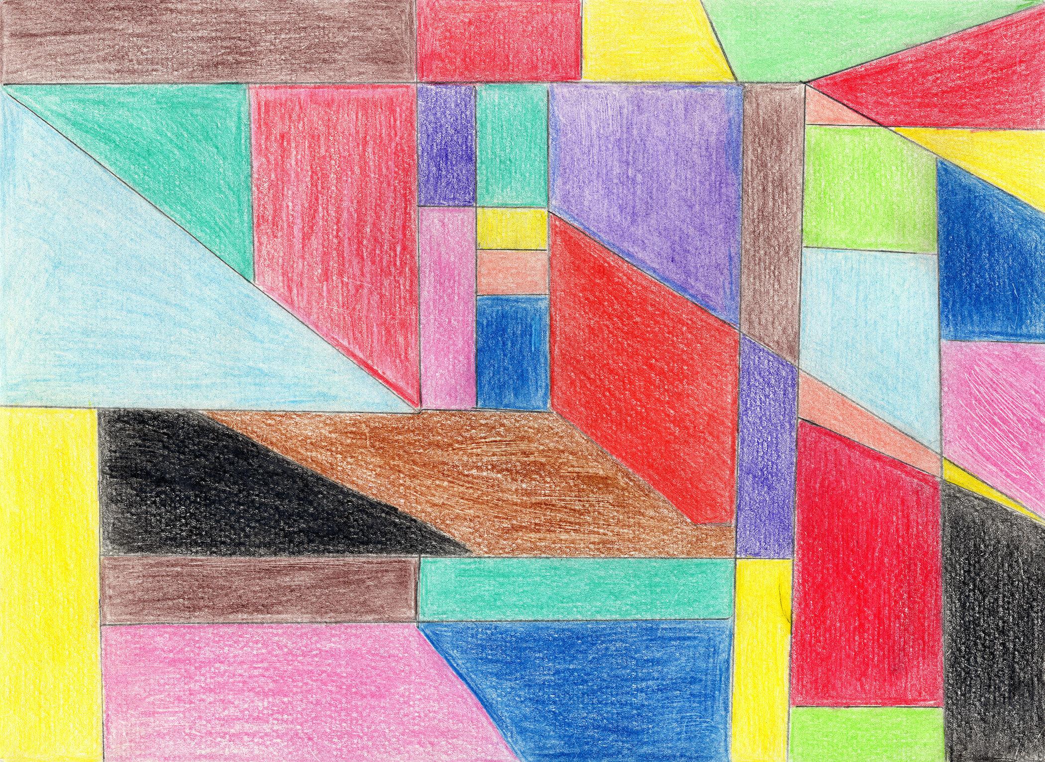 "Art - Hickey, Dorothy - ""Untitled"" 00082"