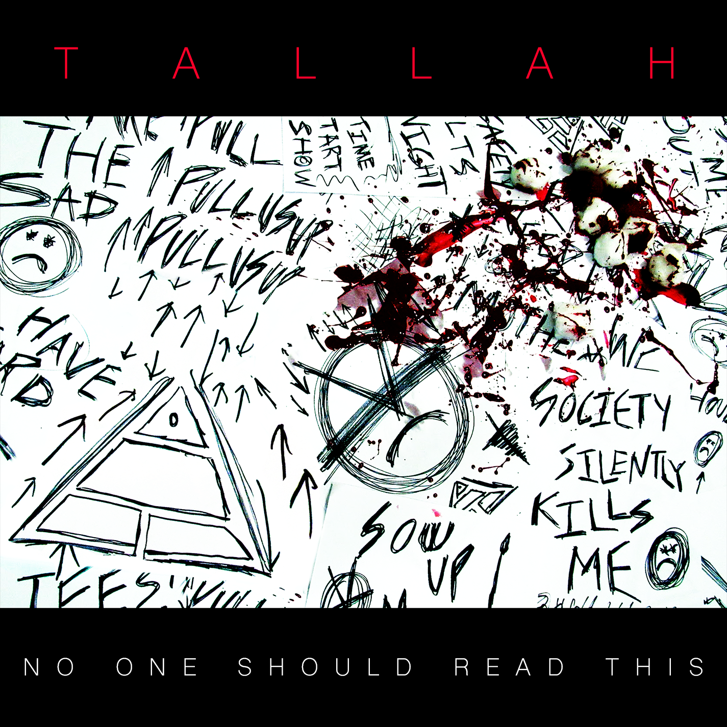 """Tallah Limited EP- """"No One Should Read This"""""""