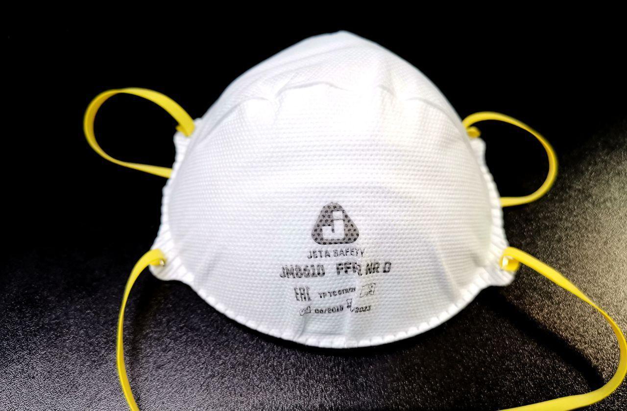 Jeta Safety Чашеобразная маска без клапана выдоха