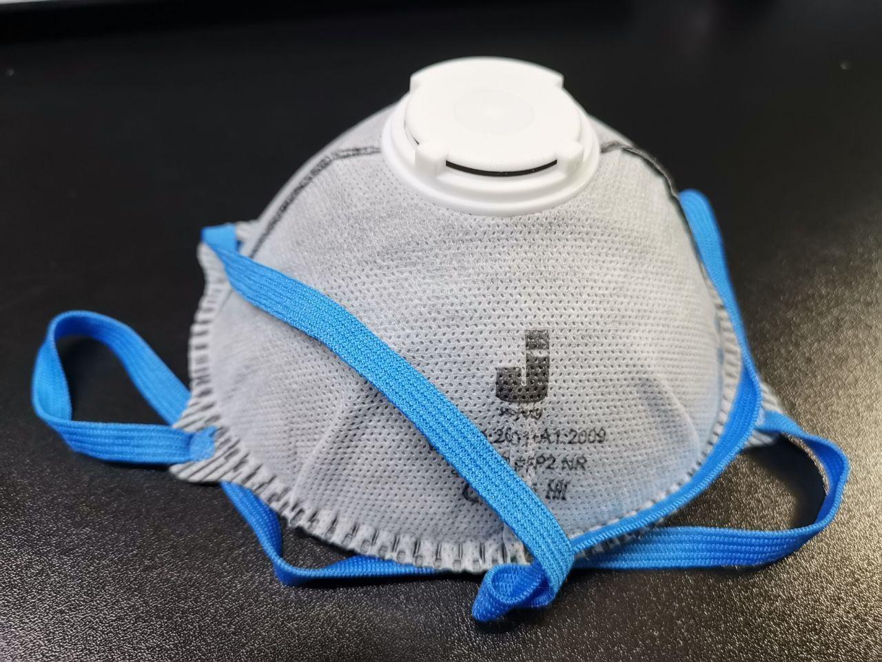 Jeta safety Одноразовая фильтрующая полумаска