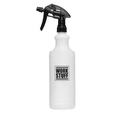 Бутылка с химостойким триггерным распылителем Work Stuff 1л