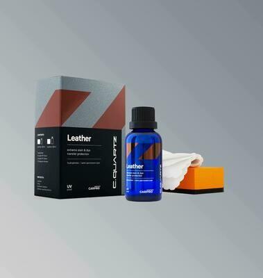 Car Pro Cquartz Leather coat 50ml- Защитное покрытие для кожи