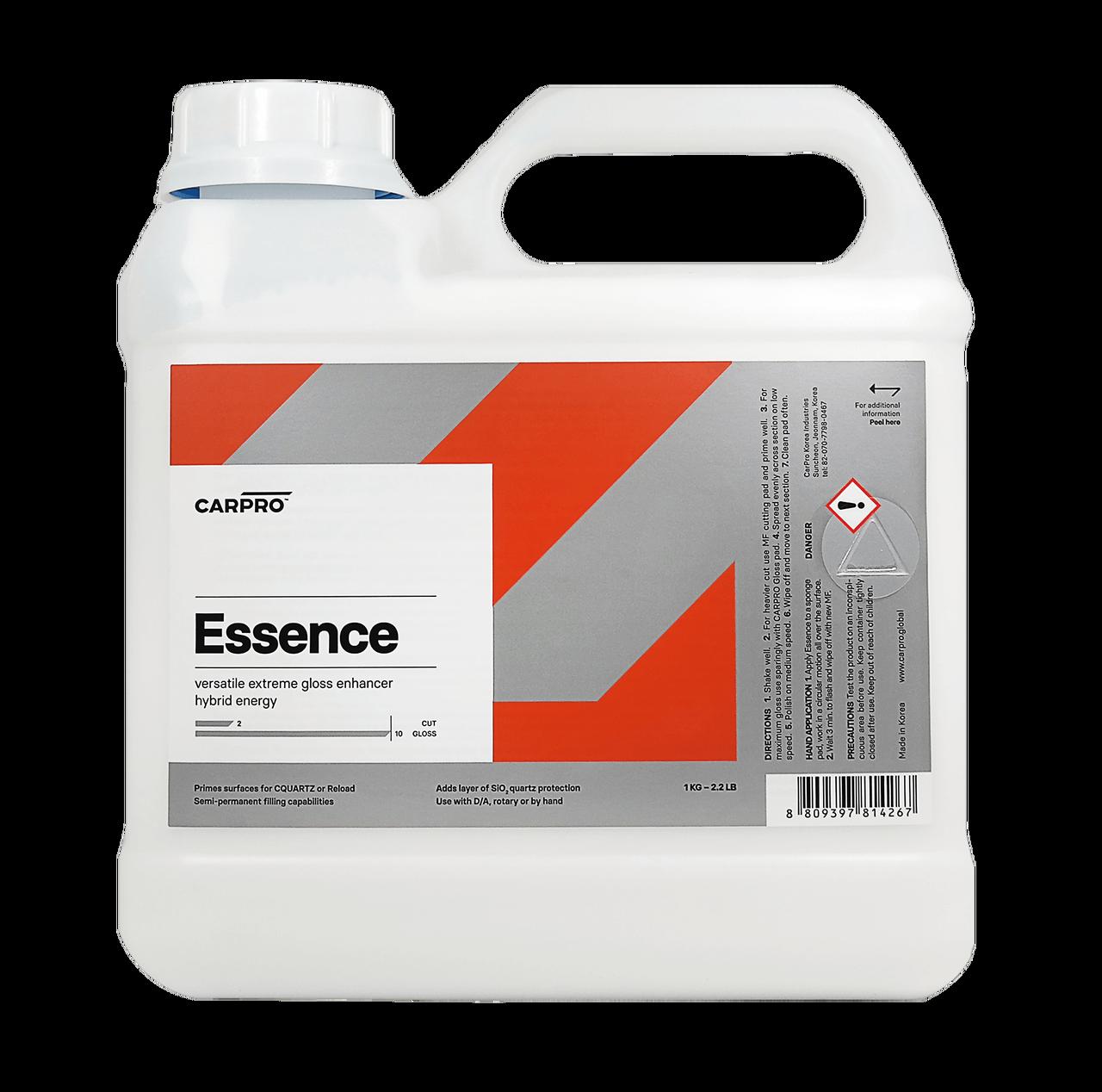 Car Pro Essence  4л (Элемент № 1) - инновационная полировальная паста и подложка 2 в 1