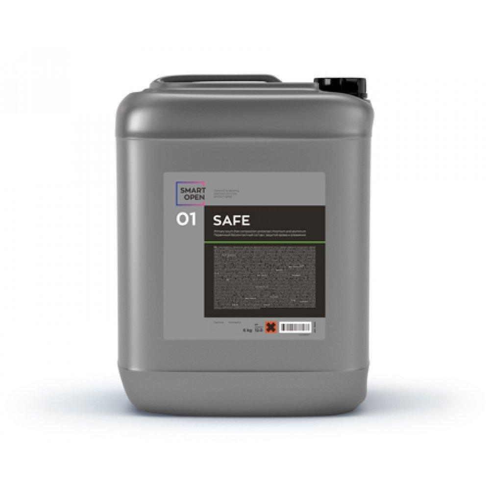 Smart Open 01 Safe - первичный бесконтактный состав с защитой хрома 22 кг