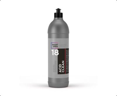 Smart Open 18  ACID CLEAN - очиститель дисков на минеральных кислотах, 1л