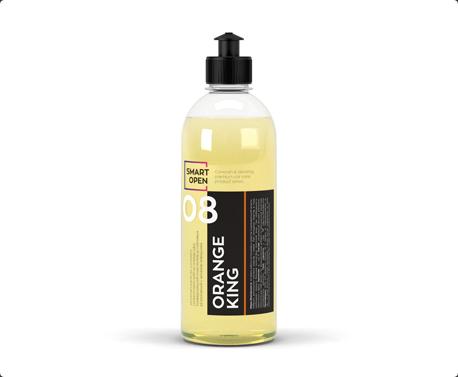 Smart Open 08 Orange King - универсальный очиститель с запахом апельсина 0.5 л,