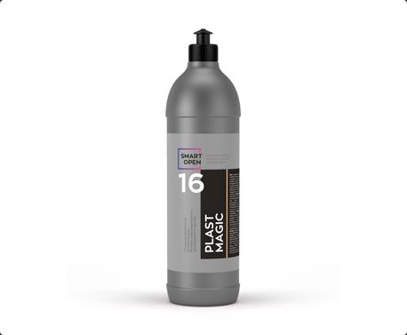 Smart Open 16 Plast Magic - матовое молочко для внутреннего пластика 1л,