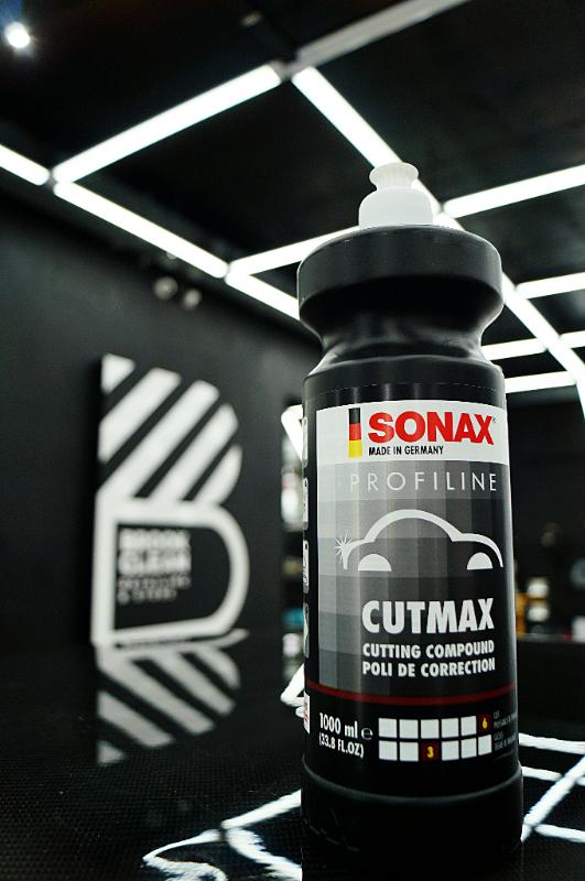 SONAX CutMax 06-03 Высокоабразивная полироль