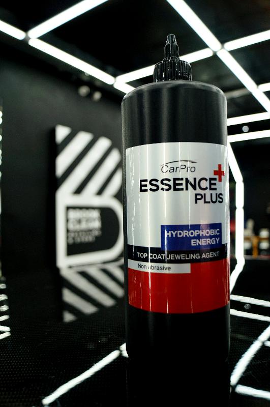 Car Pro Essence Plus 1л - полировальная паста для профилактики и коррекции керамических покрытий