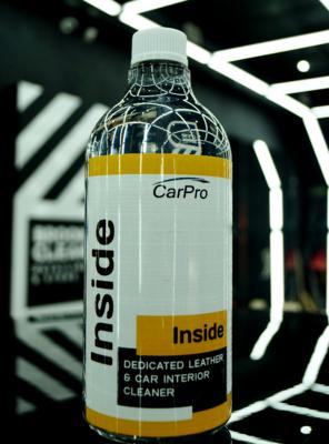 Car Pro Inside Cleaner 1L (Очиститель кожи и интерьера автомобиля)