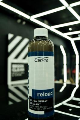 Car Pro Reload 500ml Spray Coat - легкое кварцевое покрытие для кузова