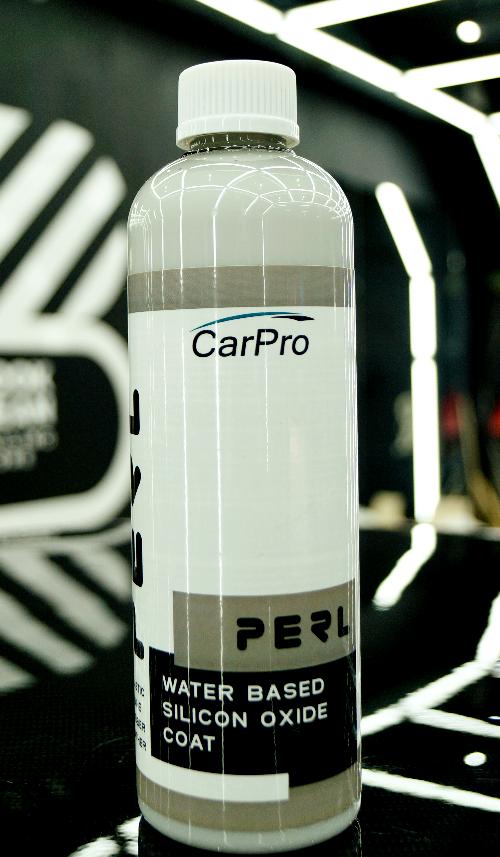 Car Pro Perl coating 500ml  универсальное керамическое покрытие для кожи, пластика и резины. Концентрат 1:5