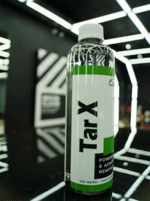 Car Pro Tar X  500ml бескислотный очиститель кузова от битума, органических, клейких загрязнений
