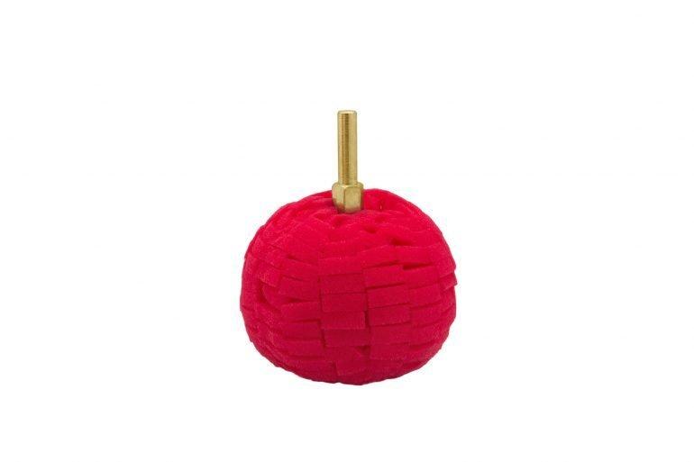 "Flexipads  70 мм шар для полировки дисков колес (мягкий) / ∅70mm (3"") Wheel Polishing Ball"