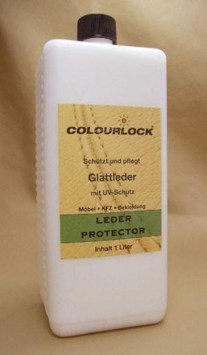 Молочко для кожи автомобиля 1л. (Leder Protector)