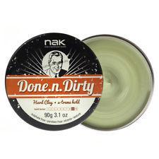 NAK - Done.n.Dirty Воск для укладки волос 90 гр