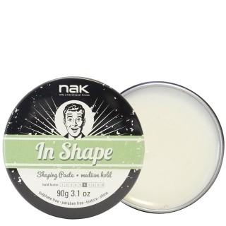 NAK - In Shape Воск для укладки волос 90 гр
