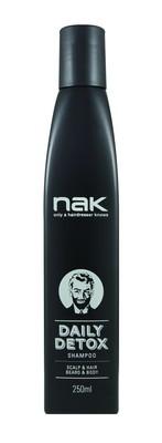 NAK - Daily Detox Shampoo Шампунь ежедневный 250 мл