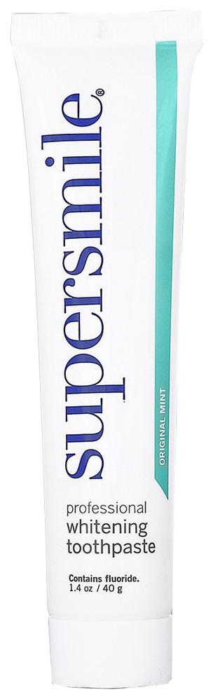 Supersmile - Отбеливающая зубная паста Original Mint (Лесная мята) 119 г