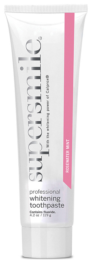 Supersmile - Отбеливающая зубная паста Rosewater Mint (Розовая вода и мята) 119 г