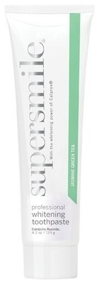 Supersmile - Отбеливающая зубная паста Jasmine Green Tea Mint (Жасмин, зеленый чай и мята) 119 г