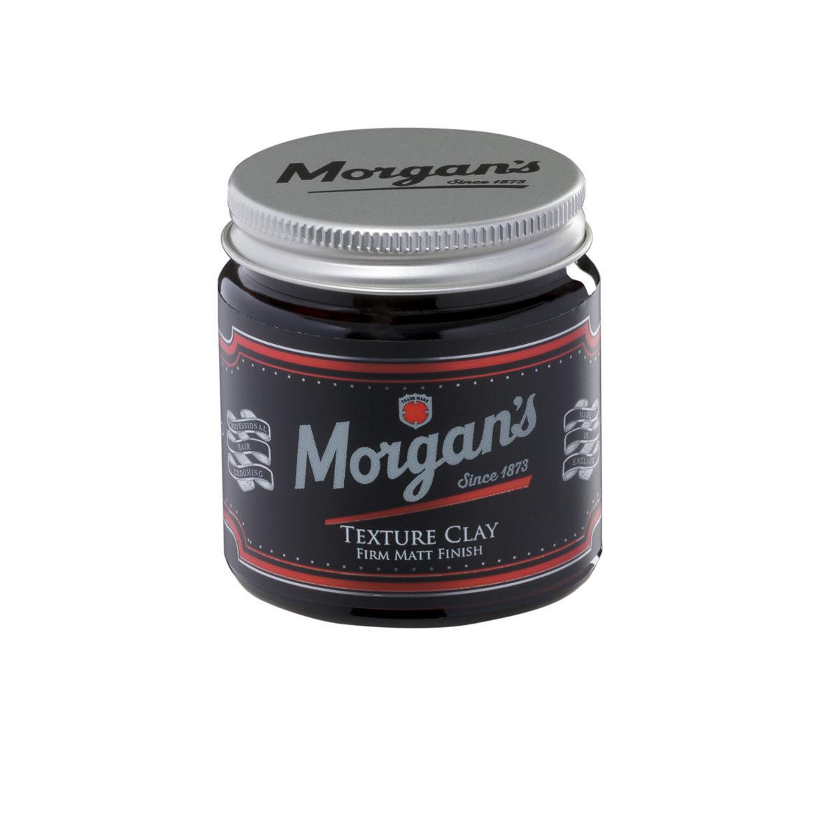 MORGAN'S Texture Clay / Текстурирующая глина для укладки 120 мл