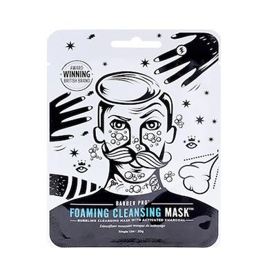 "Barber Pro ""Foaming Cleansing Mask"" / ОЧИЩАЮЩАЯ ПЕНЯЩАЯСЯ МАСКА 18ml"