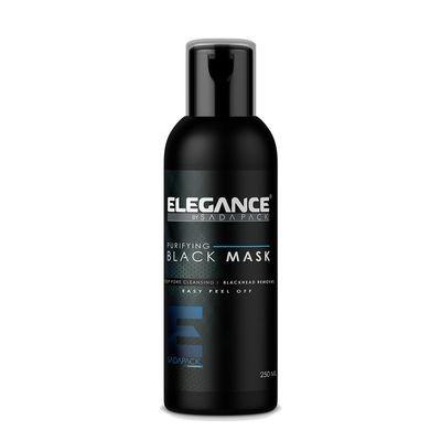 Elegance Черная очищающая маска для лица / Black Peel-Off Facial Mask, 250 мл