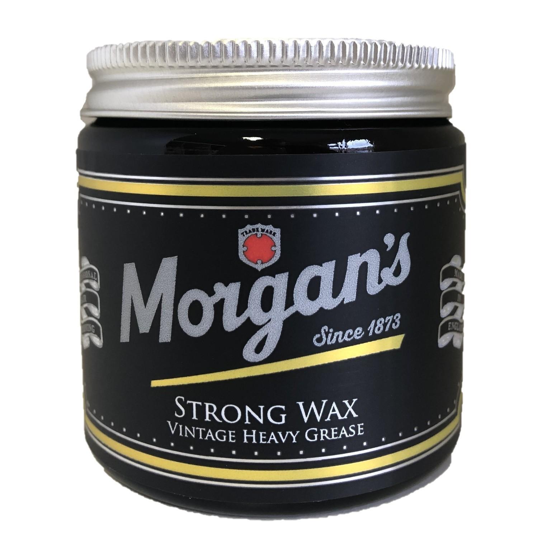 MORGAN'S Воск для укладки волос Strong Wax 120 мл