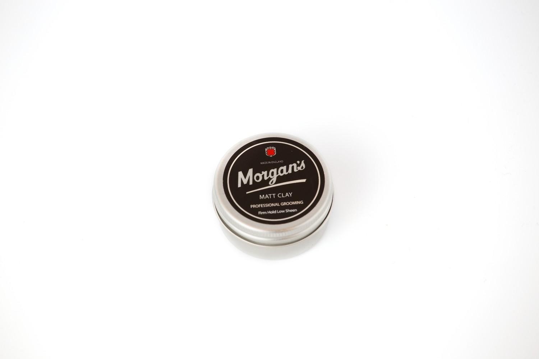 Morgan's Matt Clay - Матовая глина для укладки 15 мл