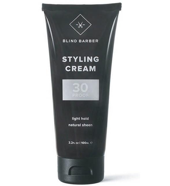 Blind Barber 30 Proof Styling Cream - Крем для укладки волос легкой фиксации 100 мл