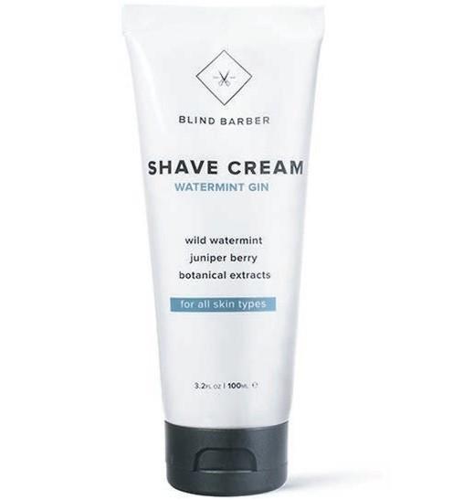 Blind Barber Shave Cream - Крем для бритья 100 мл