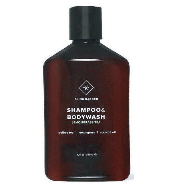 Blind Barber Shampoo & Body Wash - Шампунь и гель для душа 1000 мл