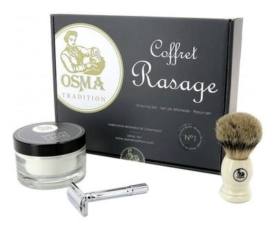 Osma Tradition Set №1 - Подарочный набор в коробке для бороды